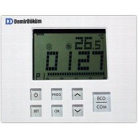 PR 5005 Programlanabilir Oda Termostatı